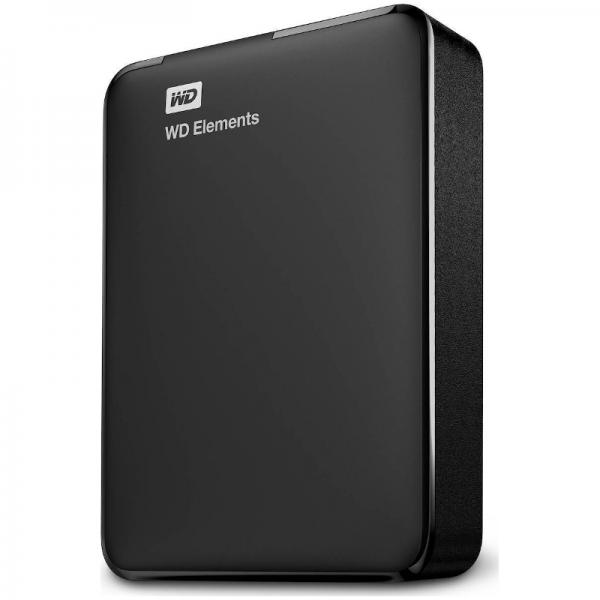 Western Digital Elements Portable 1TB (WDBUZG0010BBK-WESN)