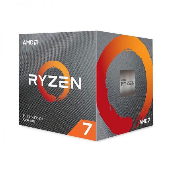 AMD Ryzen 7-3800X Box