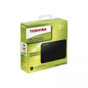 Toshiba Canvio Basics (2018) 2TB