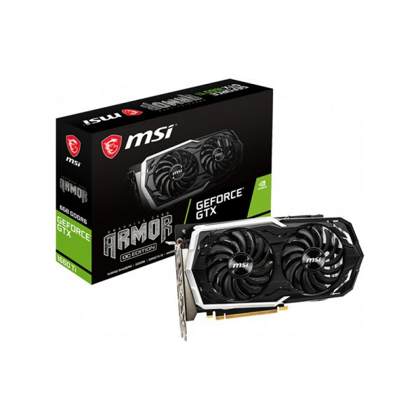 MSI GeForce GTX 1660 Ti 6GB Armor OC