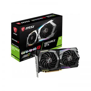 MSI GeForce GTX 1660 6GB Gaming X