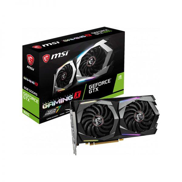 MSI GeForce GTX 1660 6GB Gaming X