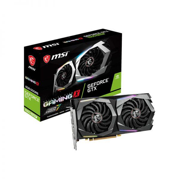 MSI GeForce GTX 1660 Super 6GB Gaming X