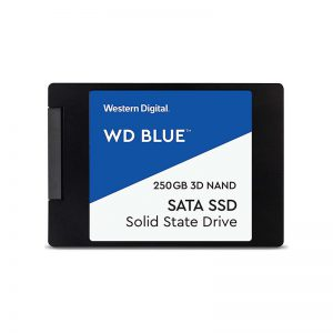 Western Digital Blue 3D Nand 250GB