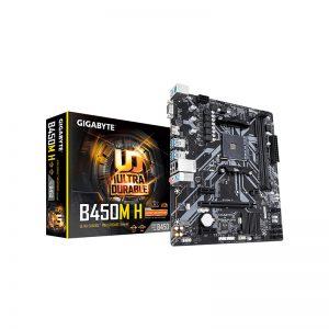 Gigabyte B450M H (rev. 1.0)