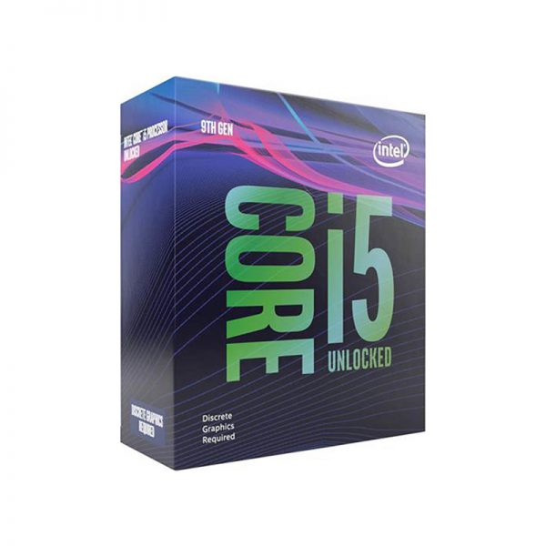 Intel Core i5-9600KF Box