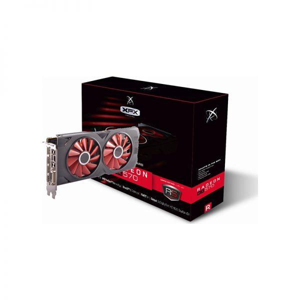 XFX Radeon RX 570 8GB RS XXX Edition