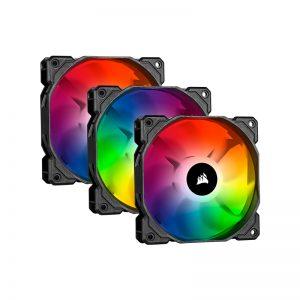 Corsair iCUE SP120 RGB PRO Performance 3-Fan Pack