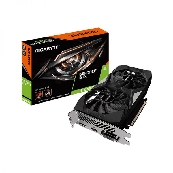 Gigabyte GeForce GTX 1650 Super 4GB Windforce OC