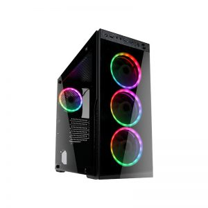 Kolink Horizon RGB Black
