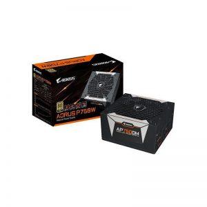 Gigabyte Aorus P750W 750W Full Modular 80 Plus Gold