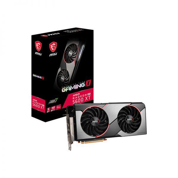 MSI Radeon RX 5600 XT 6GB Gaming X