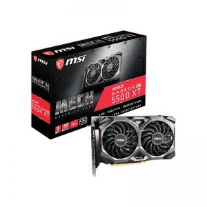 MSI Radeon RX 5500 XT 8GB Mech OC
