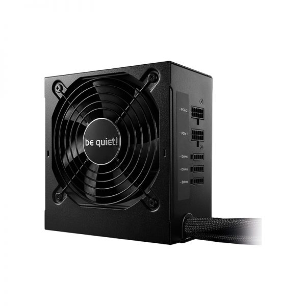 Be Quiet System Power 9 CM 600W 80+ Bronze