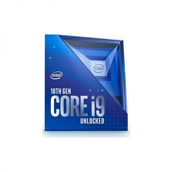 Intel Core i9-10900K Box