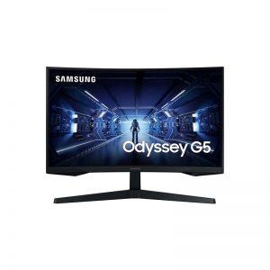"""Samsung Odyssey G5 27"""" Curved WQHD"""