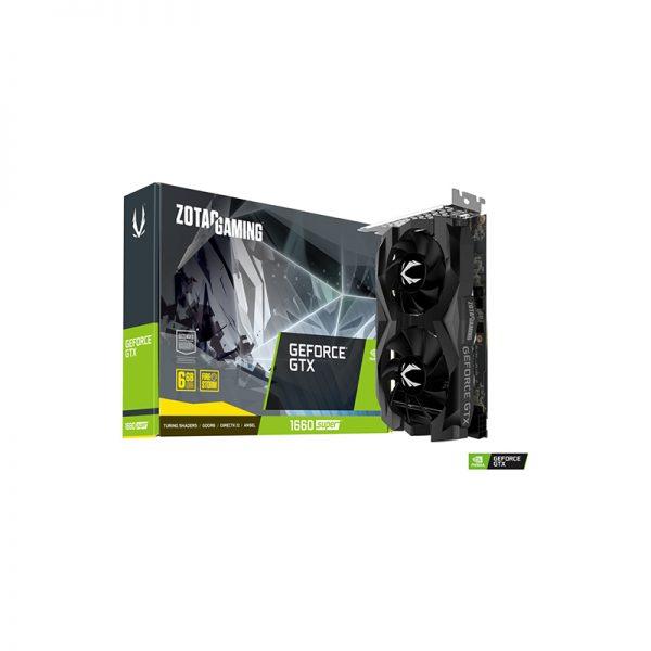 Zotac GeForce GTX 1660 Super 6GB Twin Fan