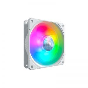 CoolerMaster Sickleflow 120 ARGB White Edition 3-Pack