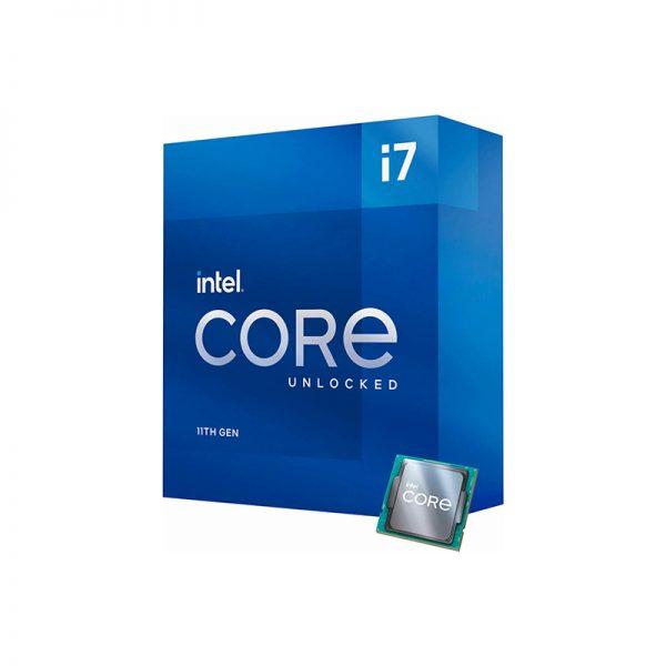 Intel Core i7-11700K Box