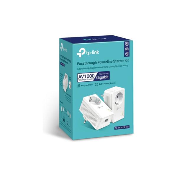 TP-LINK PA7017P Kit v4